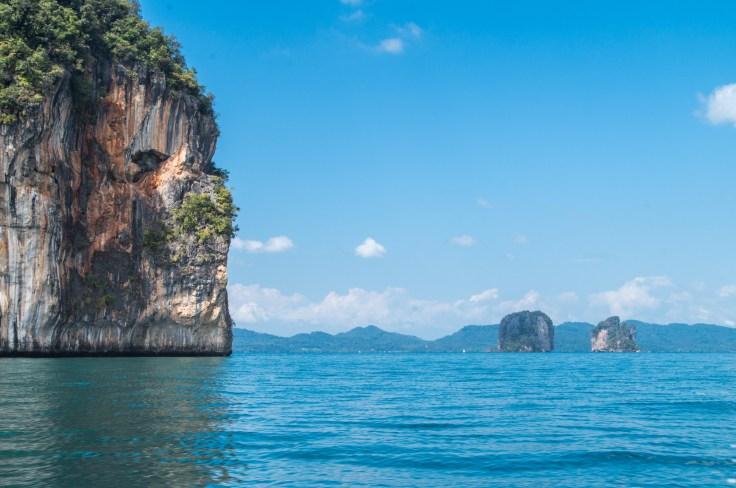 Thailande - Koh Hong - croisiere