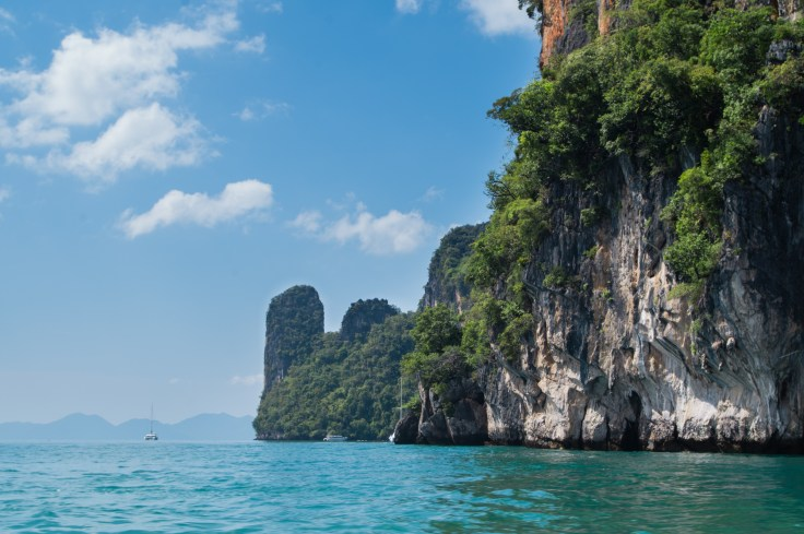 Thailande - Koh Lao Lading - Croisiere