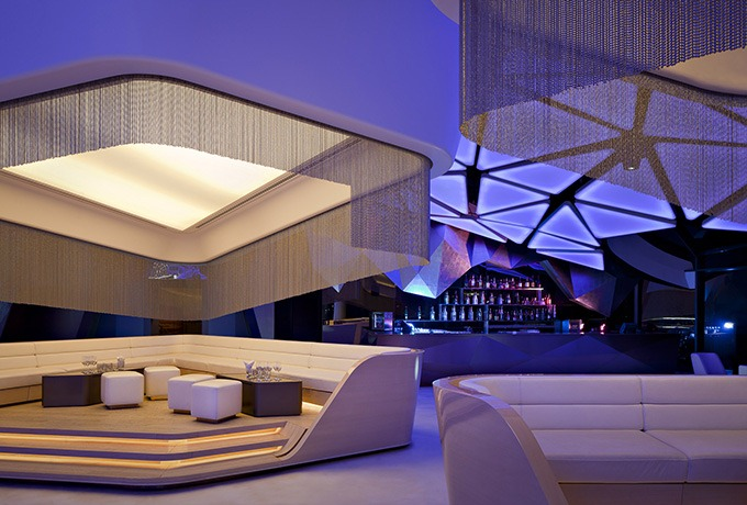 Night club design  Un Peu de Kil Shi