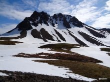 Col de Bakkagerdi enneigé