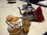 Thé-menthe-pâtisseries-marocaines