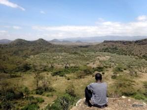 Crater-lake-visiteur-contemplatif