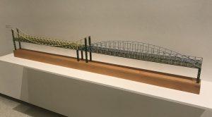 Armajani Whitney Bridge Model