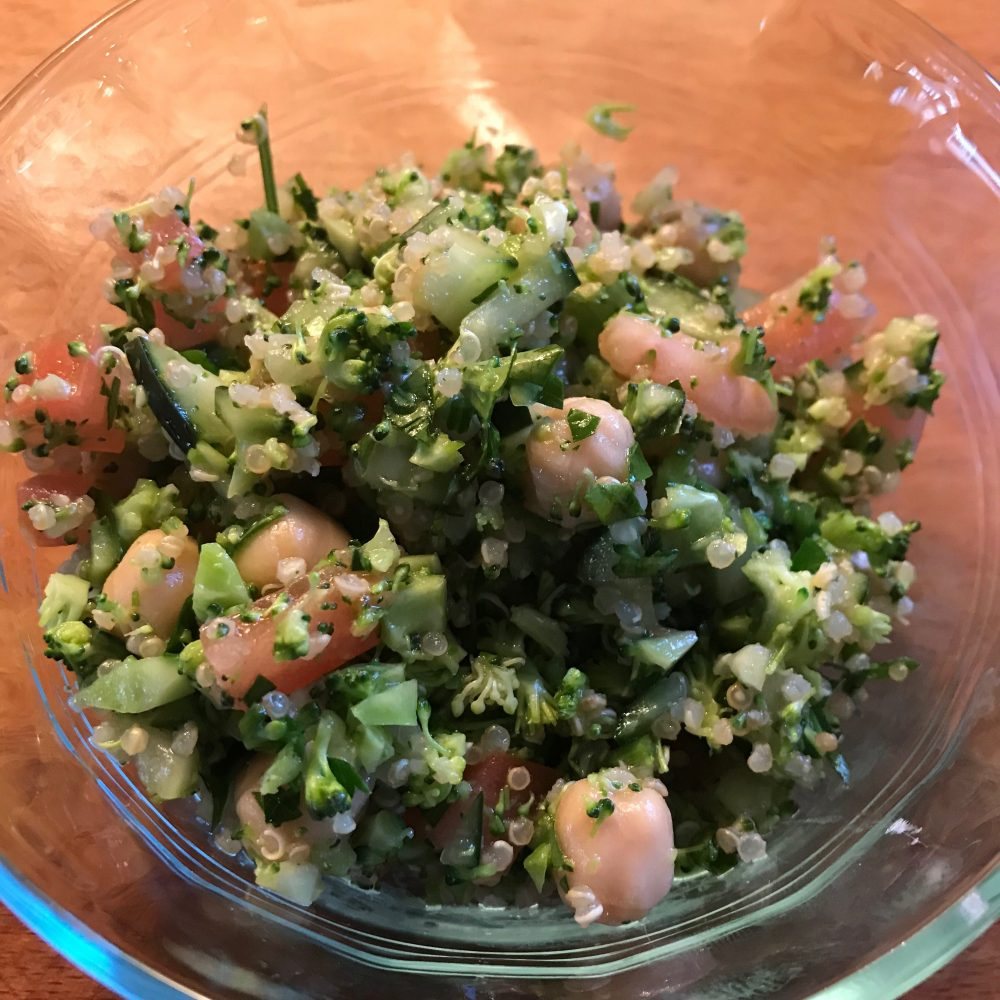 Healthy Tabouli Recipe