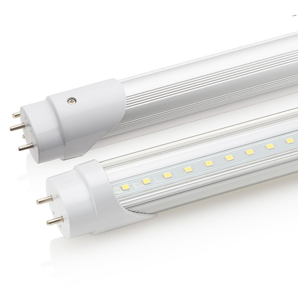 hight resolution of sl1000 600x600 4 t8 led tube replaces 48 fluorescent 110lumen