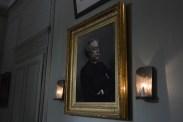 Portrait d'Alexandre Dumas Fils par Léon Bonnat