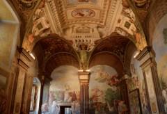 Giovanni Mannozzi, salle Giovani da San Giovanni, Museo degli Argenti, Florence. © Damien Tellas