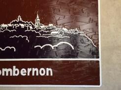 Bertrand Lavier, Sombernon