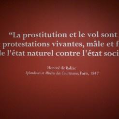 This is where he reviewed La Com  die Humaine and wrote many masterpieces  like La Cousine Bette  Splendeur et Mis  re des courtisanes or La  Rabouilleuse