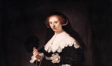 Rembrandt, Oopjen Coppit.