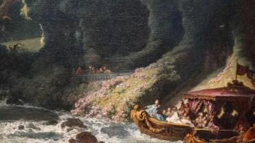 Jean-Honoré Fragonard, L'Île d'Amour, vers 1770