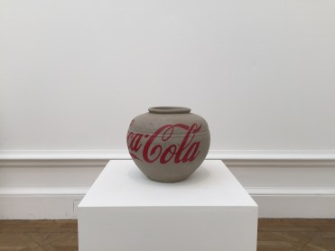 AI Weiwei, Coca Cola Vase