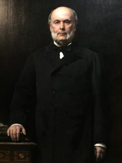Léon Bonnat, Jules Grévy, 1880, Musée d'Orsay