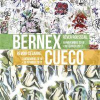 Peintures contemporaines au Musée Granet : Bernex et Cueco