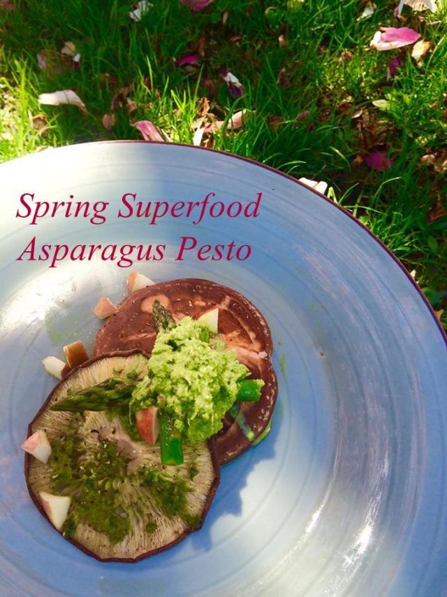 Asparagus Pesto