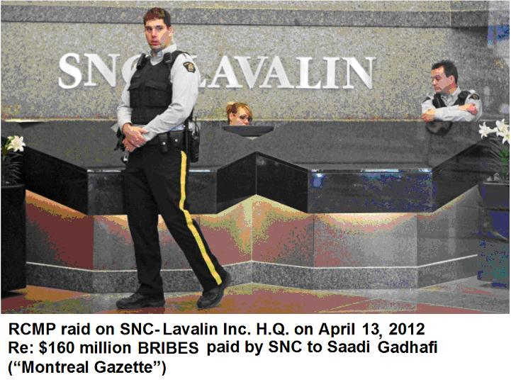 My case against SNCLavalin A Tale of Coverups and