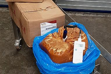 20kg Caramel Block