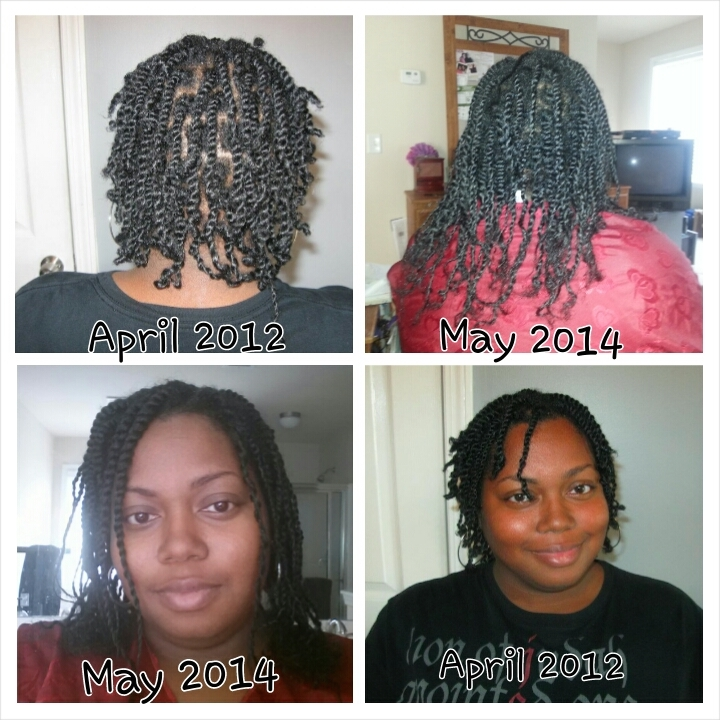 12 Natural Hair Styles A Year Unpurposely Funny