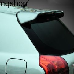 Toyota Yaris Trd Spoiler Lampu Belakang All New Kijang Innova Roof Corolla E12 Only For Hatchback