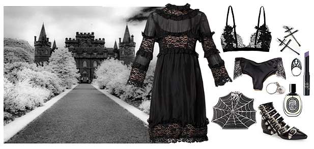 How to wear a haunted castle (4)