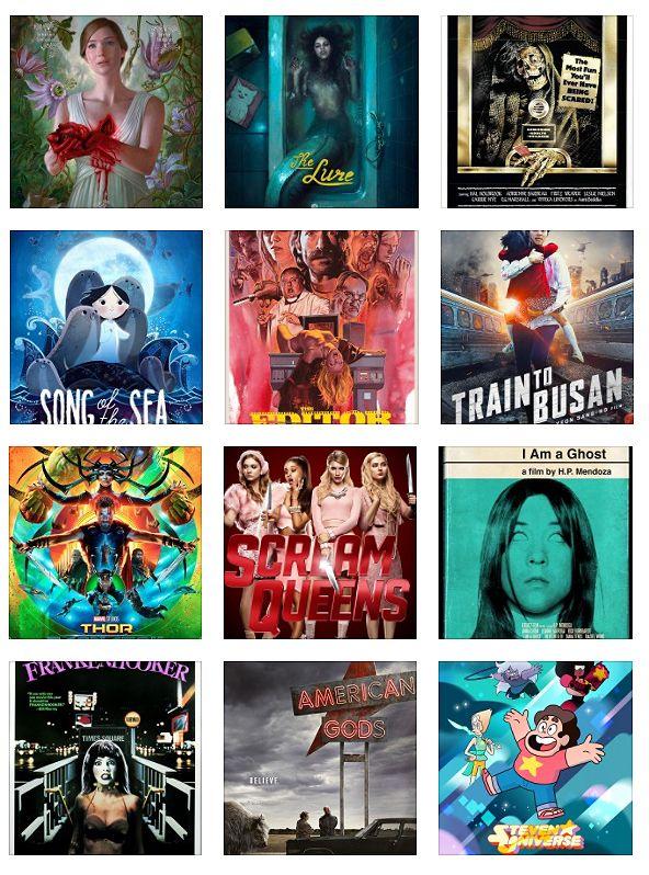 Films 2017