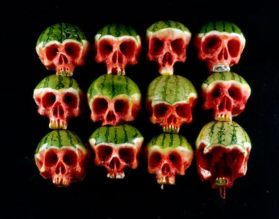Skull Collection I by Dimitri Tsykalov
