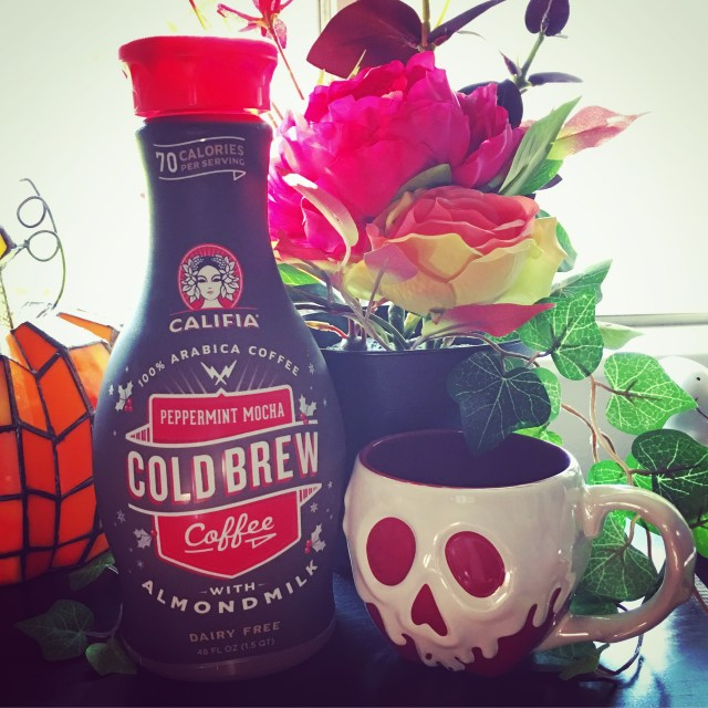 7 Califia Farms Peppermint Mocha Cold Brew