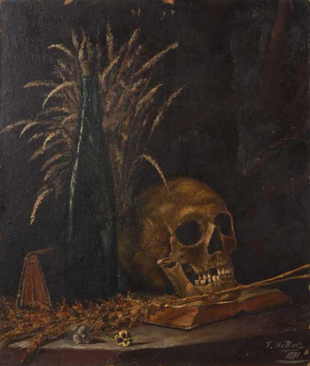 Image: J. DeBetz 1891