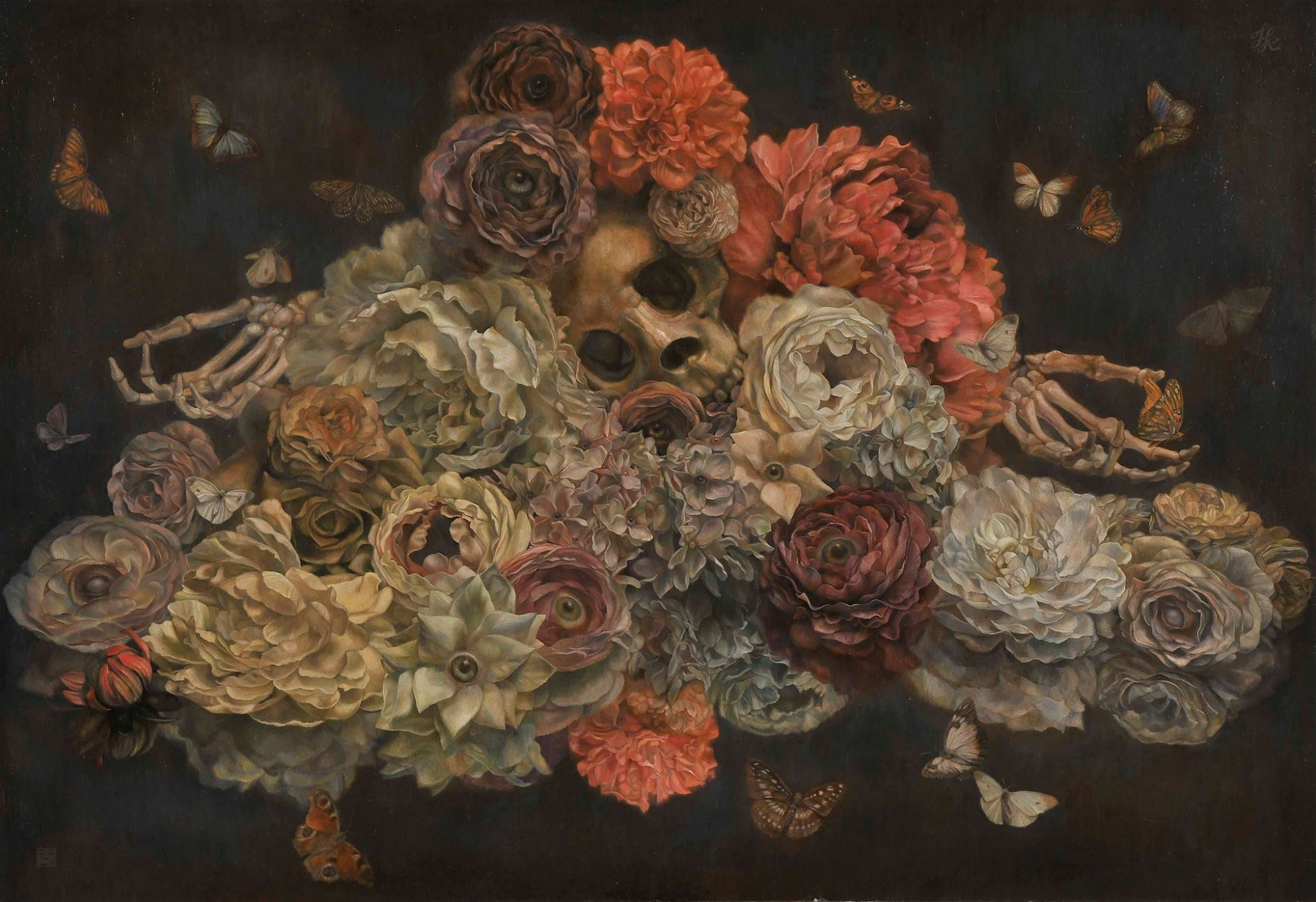 """""""All the Flowers and Insects"""", Toru Kamei (2013)"""