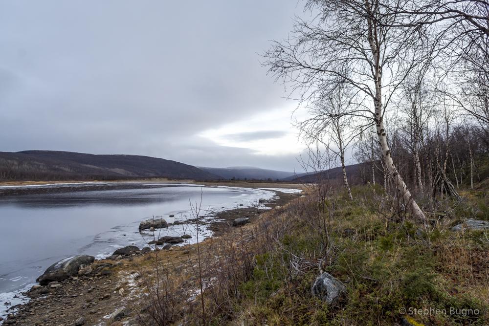 LaplandFinlandinWinter
