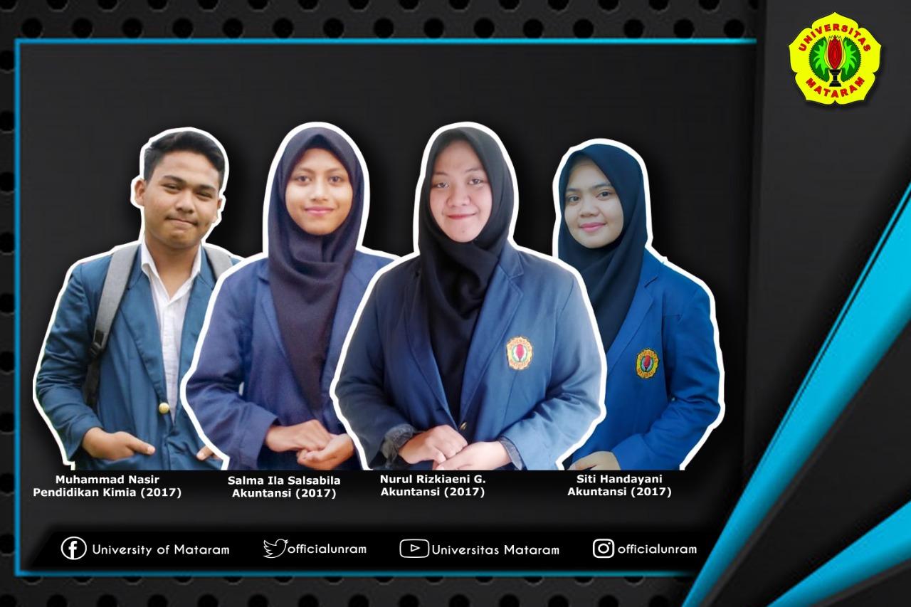 Tim Unram Raih Juara Favorit di Ajang PIMNAS 2020