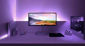 gaming purple clean imgur storage