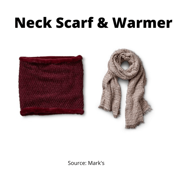 Winter Clothing Essentials In Canada