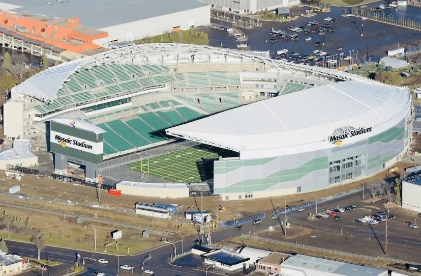 What is living in saskatchewan like_Mosaic Stadium