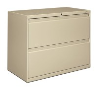 Two Drawer Lateral Filing Cabinets