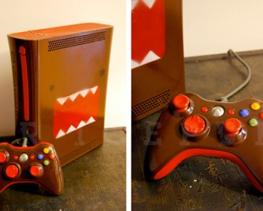 Domo-Kun XBox is Kind of Scary