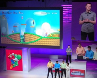 Liveblogging the Nintendo E3 Keynote