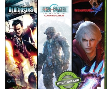 Buy This: Capcom 360 Triple Pack
