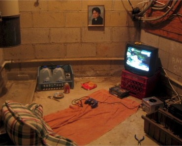 Terrifying Picture of the Week: The Game Dungeon