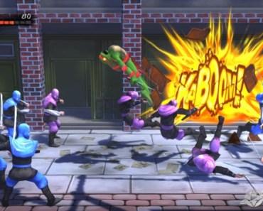Unreal Game Review: Teenage Mutant Ninja Turtles: Turtles in Time Re-Shelled