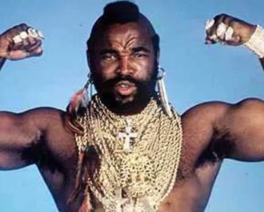 A Thoroughly Ridiculous Gallery of Mr. T