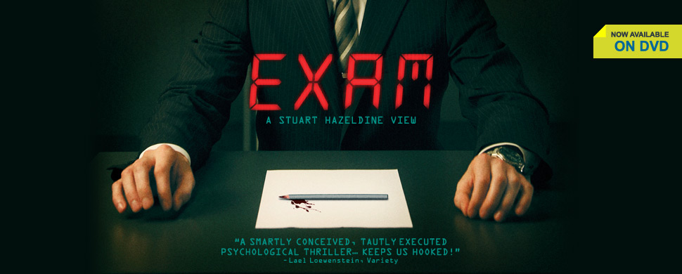 Image result for the exam