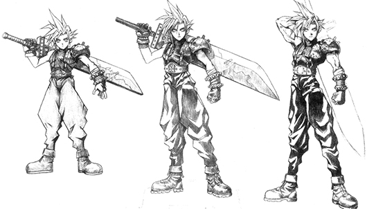 Is Cloud Strife The Most Popular Of All Final Fantasy 7