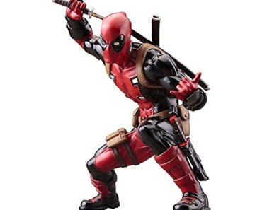 Badass Kotobukiya Deadpool Marvel Now ArtFX+ Statue