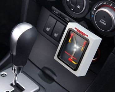 I'm Getting a Back to the Future Flux Capacitor USB Car Charger