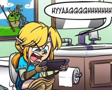 The Legend of Zelda: New Horizons (Comic)