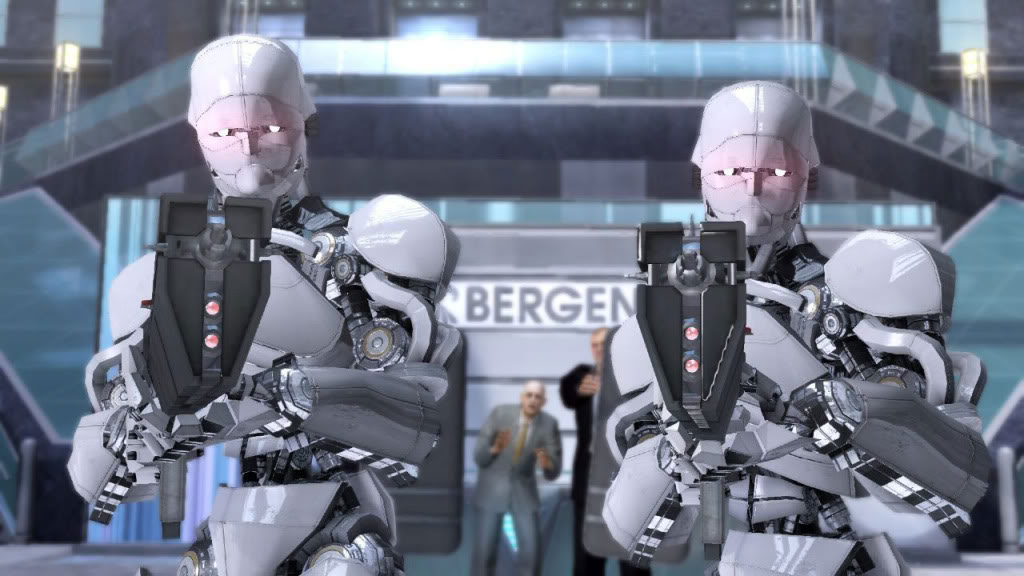 Binary Domain And Kane And Lynch 2 Two Third Person