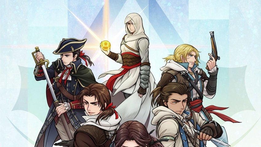 Expectations Fro The New Assassin S Creed Anime Series