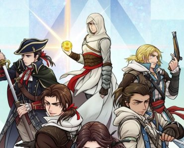 Expectations fro the New Assassin's Creed Anime Series