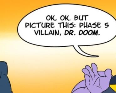 The True Power of the Infinity Gauntlet (Comic)